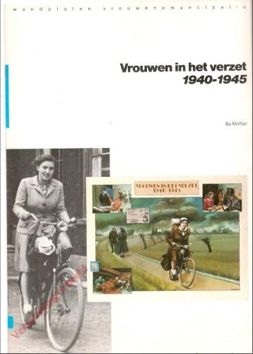 Vrouwen in het verzet 1940-1945 [Handleiding]